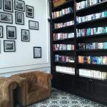 Pleasant stay in alcove library hotel