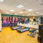 Fitness Center with Life Fitness Equipment