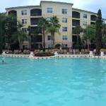 WorldQuest Resort Pool View