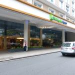 Holiday Inn Express - Rosario - Frente Hotel