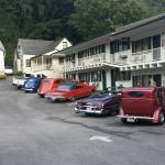 Our carclub was there for Shades of the Past carshow and stayed 4 nights. Club members have been