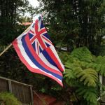 Hilo Bay Hale Bed and Breakfast Flag