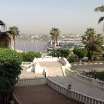 View of The Nile from the room