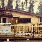 HI Athabasca Falls Wilderness Hostel