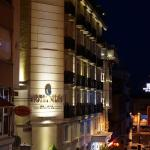 Hotel Niles Istanbul Foto