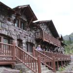 Sperry Chalet Glacier National Park