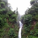 Waterfall view during an excursion