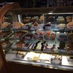 treats available in lobby shop. try a cupcake!