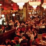 Beautiful dining room at the Berns
