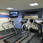 Fitness Room with TV
