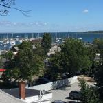 View of Vineyard Haven Harbor from #410