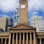 City Hall at King George Square.
