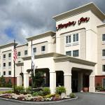 Photo de Hampton Inn Bedford - Burlington