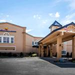 Plattsburgh-Days Inn & Suites (I-87 Northway and Rt. 3, exit 37.)