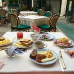 Hotel Restaurant- Breakfast