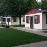 5 Cabins on the Property