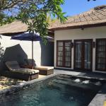 Balibaliku Beach Front Luxury Private Pool Villa Foto