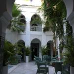 The Sublime Riad Idra