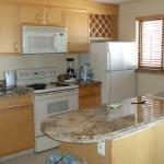 This is the kitchen area and is fully equipped with all amenities