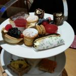 Superb afternoon tea