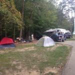 Hocking Hills Campground