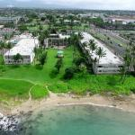 Drone Phote Of Maui Beach Hotel Beach View