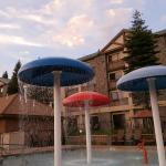 Tenaya Lodge Pool