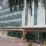 Holiday Inn Express Dubai Airport Foto