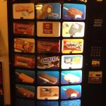 Ice Cream Vending Machine - Near Office