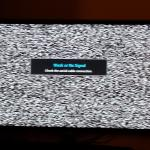 Lengthy TV outage