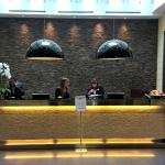 Reception at the Hotel Palzzo Zichy