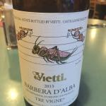 Barbera d'Alba Pairs Nicely with Pasta