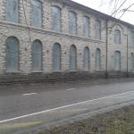 Pk Ilmarine Hotel - the street view showing the factory building