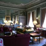 Stobo's drawing room