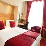 Photo de BEST WESTERN Feathers Liverpool Hotel