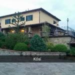 Frontside of the agriturismo