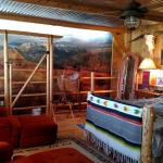 The Teton Room - comfortable and inviting!