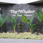 Front entrance to The Whaler
