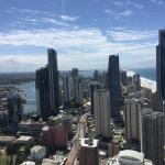 The view from the 50th floor