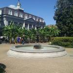 The Fountain at Jackson Square ~ a great gathering place