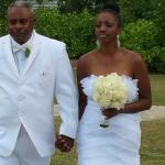 25th Anniversary Vow Renewal at Half Moon