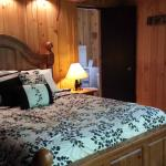 The Treehouse's Master Bedroom