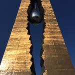 Tear Drop Memorial (To the Struggle Against World Terrorism)