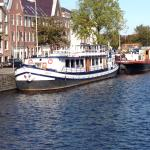 Docked in Haarlem