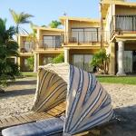 Bay Front Suites on private beach