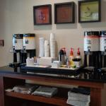 Coffee/Tea station available 24/7