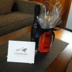 Truffles and wine package