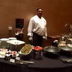 Catered Event in Grand Ballroom