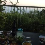 Dinner with a view - delivered by Chef Alon