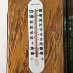 Humidity & Heat in April was High on both counts